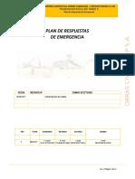 Plan de Respuesta de Emergencias