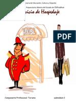 Turismo - Servicio de Hospedaje - Preparatoria Abierta Submodulo