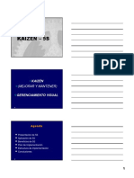 Curso KAIZEN 5S - Gerenciamiento Visual