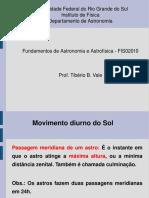 Fundamentos de Astronomia e Astrofísica FIS02010