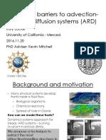 Division of Fluid Dynamics Talk 2016