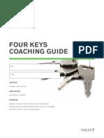 4 Keys Coach Guide