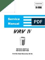 SM VRV IV HR Vrv 4 Daikin