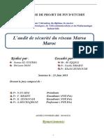 L'Audit de Securite Du Reseau - DANI Btissam_1630