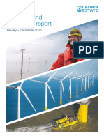 Offshore Operational Wind Report 2016