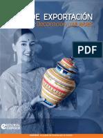 Artesanías Guia de Exportaciones