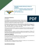 Informe Avance de Proyecto_JG