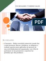 Las Sociedades Comerciales Unidad 3 unicaribe