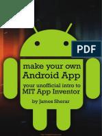 Android App Mit App Inventor