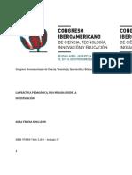 Trabajo Monografico de Resolucion de Problemas en La Practica Pedagogica