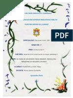Trabajo de m Edios de Comun Icación Ayacucho