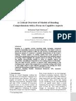 Models of Readinnggg