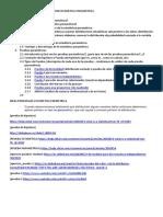 IDEAS PRINCIPALES Estadistica Parametrica