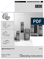 Sew Movitrac 07 Manual