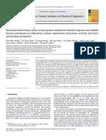 Articulo Symsepalum Medico Tiroids