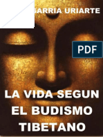 La Vida Segun El Budismo Tibeta - Asier Garria Uriarte