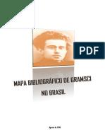 Mapa Bibliografico Gramsci Brasil
