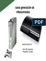 Videoconsolas Evolucion Ps Xbox
