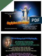 GMD.147.10 - CÙNG MẸ MARIA HÀNH HƯƠNG VỀ TRỜI