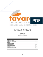 Tabela Tavares Março 2016