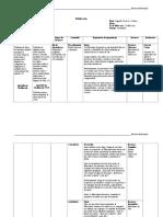 Planificación 4 - Cuento