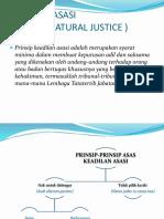 Keadilan Asasi