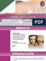 SEMINARIO PEDIATRÍA N° 05 - FIEBRE REUMÁTICA