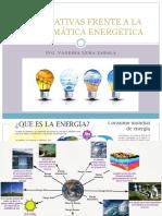 Alternativas Frente a La Problemática Energetica