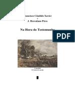 J Herculano Pires - Na Hora Do Testemunho