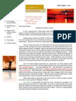 CFAM-Newsletter 07,08,2010