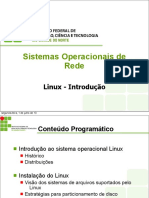 Linux 01 - Introducao