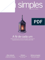 Vida Simples Brazil Issue 183 Maio 2017