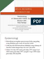 jurding histerektomi dr bahar.pptx