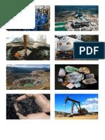 Recursos Naturales Renovables y No
