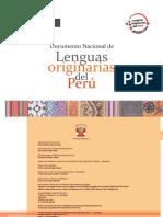 2013-V2-Documento Nacional de Lenguas Originarias del Peru.pdf
