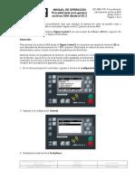 Procedimiento Para Descargar Archivos ADA SC2