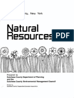 1985 Dutchess County Natural Resources Inventory (NRI)
