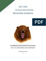 tfhs handbook 17-18
