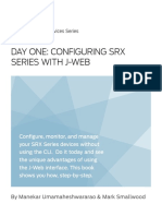 Day One Configuring SRX Series With J-Web