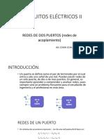 Redes de 2 Puertos