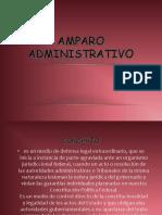 Amparo Administrativo