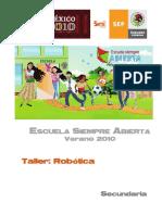 Taller de robotica Sec..pdf