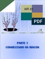 Apostila NR 33 FormaSeg