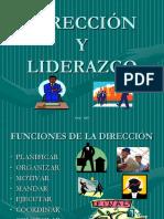 Direccin y Liderazgo