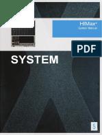 HIMax System Manual