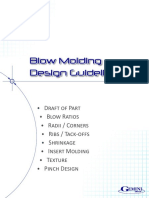 Blow Molding Design Guideline
