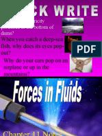 Force Pressure n 3 Principles