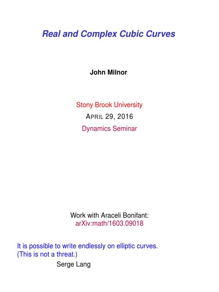 john milnor homework