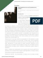 AROCA, Alfredo. Historia de La Locura en Chile