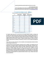 Dívida das famílias e perda de patrimônio pela elevação do nível do mar nos EUA